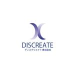 haruru2015さんの音楽分野でのベンチャー起業、ディスクリエイト株式会社のロゴ作成への提案