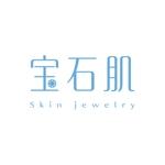 syakeさんの「宝石肌 (Skin jewelry)」のロゴ作成への提案