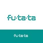 mas1001さんのブランドアパレルリユースSHOP「fu・ta・ta」のロゴデザインへの提案