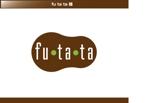 FISHERMANさんのブランドアパレルリユースSHOP「fu・ta・ta」のロゴデザインへの提案