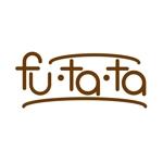 hirobiさんのブランドアパレルリユースSHOP「fu・ta・ta」のロゴデザインへの提案