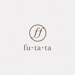 tanaka10さんのブランドアパレルリユースSHOP「fu・ta・ta」のロゴデザインへの提案