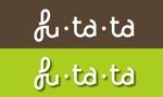 wide-openさんのブランドアパレルリユースSHOP「fu・ta・ta」のロゴデザインへの提案