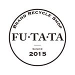 nossanさんのブランドアパレルリユースSHOP「fu・ta・ta」のロゴデザインへの提案