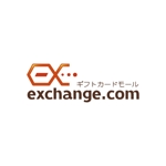 morino-kurashiさんの「ギフトカードモールexchange.com」のロゴ作成への提案