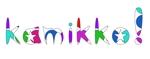JPN_RtさんのヘアアクセサリーWebショップ(kamikko!カミッコ)のロゴ制作をお願いいたします!シンプルな北欧系でへの提案