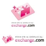 tacs_kubotaさんの「ギフトカードモールexchange.com」のロゴ作成への提案
