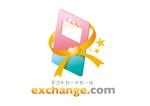 hamanokaさんの「ギフトカードモールexchange.com」のロゴ作成への提案