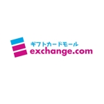 seaesqueさんの「ギフトカードモールexchange.com」のロゴ作成への提案