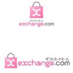akipicさんの「ギフトカードモールexchange.com」のロゴ作成への提案