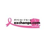 Bose_001さんの「ギフトカードモールexchange.com」のロゴ作成への提案