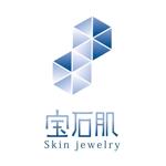 mabotyanさんの「宝石肌 (Skin jewelry)」のロゴ作成への提案