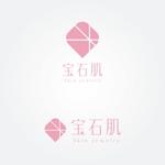 passageさんの「宝石肌 (Skin jewelry)」のロゴ作成への提案
