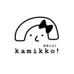00_sin_00さんのヘアアクセサリーWebショップ(kamikko!カミッコ)のロゴ制作をお願いいたします!シンプルな北欧系でへの提案