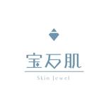 studioWBさんの「宝石肌 (Skin jewelry)」のロゴ作成への提案