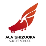 konitetsuさんのサッカースクール【ALAサッカースクール】のロゴへの提案