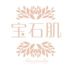 kazu5428さんの「宝石肌 (Skin jewelry)」のロゴ作成への提案