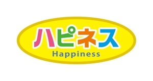 F-designさんの福祉用具・介護リフォーム専門店「ハピネス」のロゴへの提案