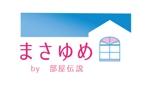 mottyan144さんの女子向け賃貸物件お探しサイト「まさゆめ」のロゴへの提案