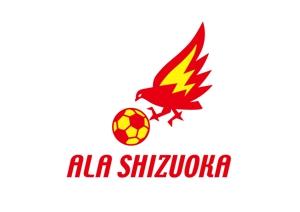 ninaiyaさんのサッカースクール【ALAサッカースクール】のロゴへの提案