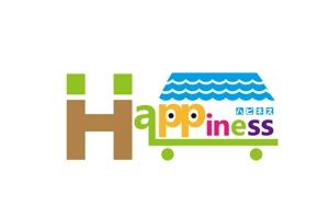 hiromi163さんの福祉用具・介護リフォーム専門店「ハピネス」のロゴへの提案