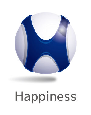 ch_sugiyamaさんの福祉用具・介護リフォーム専門店「ハピネス」のロゴへの提案