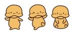 「メイプル坊や」(パン)のキャラクターデザインへの提案
