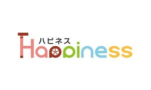 my_penさんの福祉用具・介護リフォーム専門店「ハピネス」のロゴへの提案
