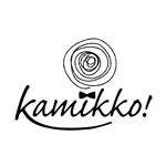 bashipugさんのヘアアクセサリーWebショップ(kamikko!カミッコ)のロゴ制作をお願いいたします!シンプルな北欧系でへの提案