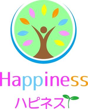 caprilovelovewcmさんの福祉用具・介護リフォーム専門店「ハピネス」のロゴへの提案