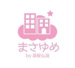 kaihorinさんの女子向け賃貸物件お探しサイト「まさゆめ」のロゴへの提案