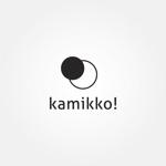 tanaka10さんのヘアアクセサリーWebショップ(kamikko!カミッコ)のロゴ制作をお願いいたします!シンプルな北欧系でへの提案