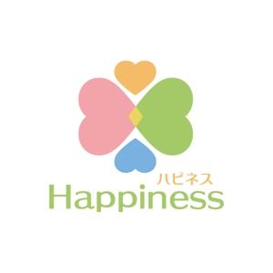 Doraneko1986さんの福祉用具・介護リフォーム専門店「ハピネス」のロゴへの提案