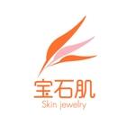 takosanさんの「宝石肌 (Skin jewelry)」のロゴ作成への提案