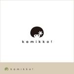 smoke-smokeさんのヘアアクセサリーWebショップ(kamikko!カミッコ)のロゴ制作をお願いいたします!シンプルな北欧系でへの提案