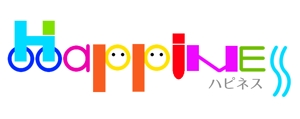 late2525さんの福祉用具・介護リフォーム専門店「ハピネス」のロゴへの提案