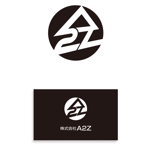 serve2000さんのコンサルティング会社コーポレートロゴデザインのお仕事への提案
