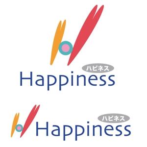 shishimaru440さんの福祉用具・介護リフォーム専門店「ハピネス」のロゴへの提案