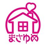 dee0802さんの女子向け賃貸物件お探しサイト「まさゆめ」のロゴへの提案