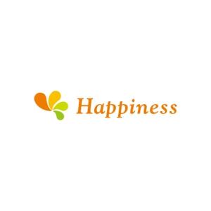 alne-catさんの福祉用具・介護リフォーム専門店「ハピネス」のロゴへの提案