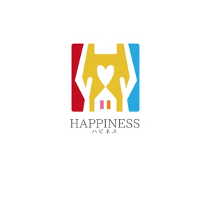 isizanmoさんの福祉用具・介護リフォーム専門店「ハピネス」のロゴへの提案