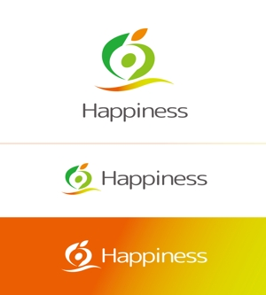 ispd51さんの福祉用具・介護リフォーム専門店「ハピネス」のロゴへの提案
