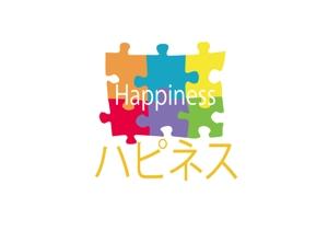 msho3824さんの福祉用具・介護リフォーム専門店「ハピネス」のロゴへの提案