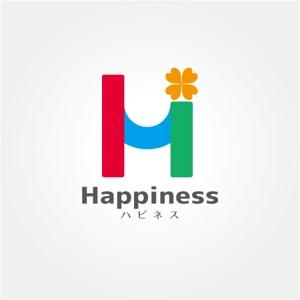 drkigawaさんの福祉用具・介護リフォーム専門店「ハピネス」のロゴへの提案