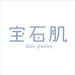 samasaさんの「宝石肌 (Skin jewelry)」のロゴ作成への提案