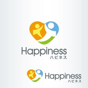 agnesさんの福祉用具・介護リフォーム専門店「ハピネス」のロゴへの提案