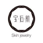 reroboさんの「宝石肌 (Skin jewelry)」のロゴ作成への提案