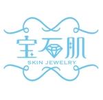 yukomさんの「宝石肌 (Skin jewelry)」のロゴ作成への提案