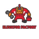 konamaruさんの会社のロゴマーク、車両や工具等直接ステッカー等貼れるロゴマークへの提案