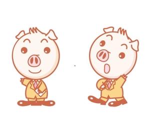 yamagriさんのぶたのイラストへの提案